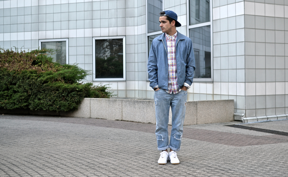 air force one look homme
